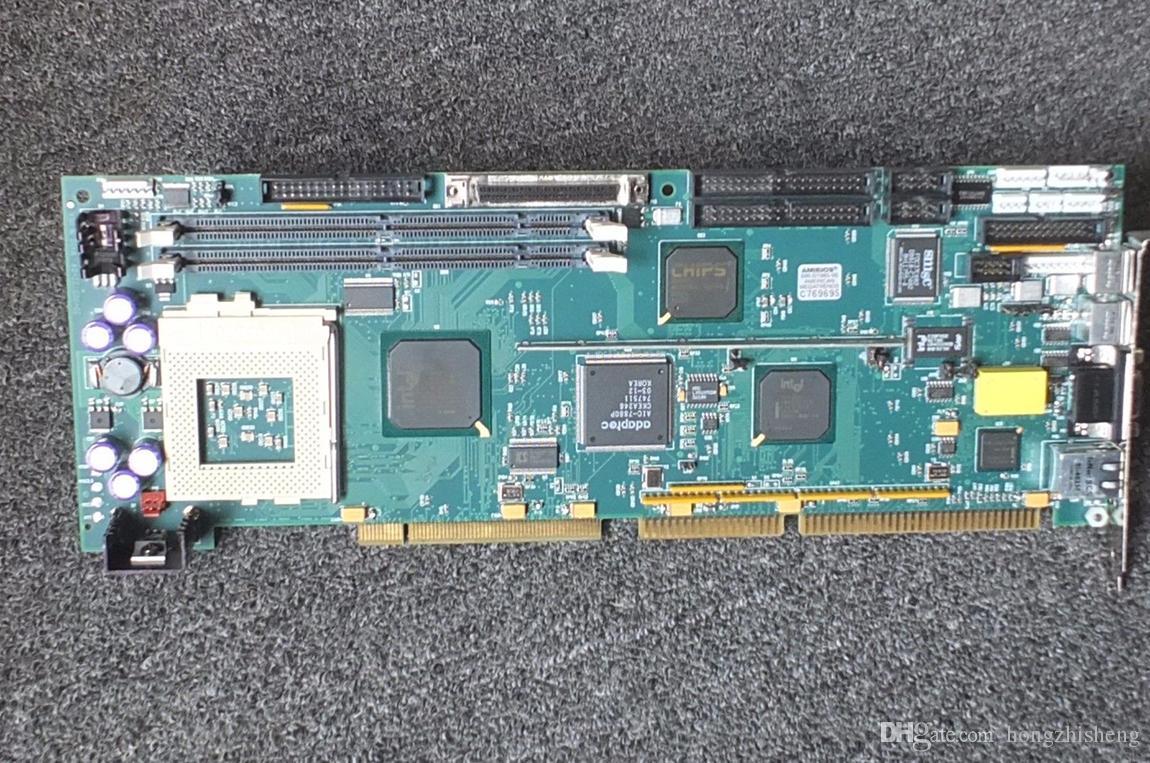 Оригинал Trenton 92-005721-XXX REV: E-04 Промышленное оборудование материнской платы 100% проверено работает, используется, хорошее состояние с гарантией
