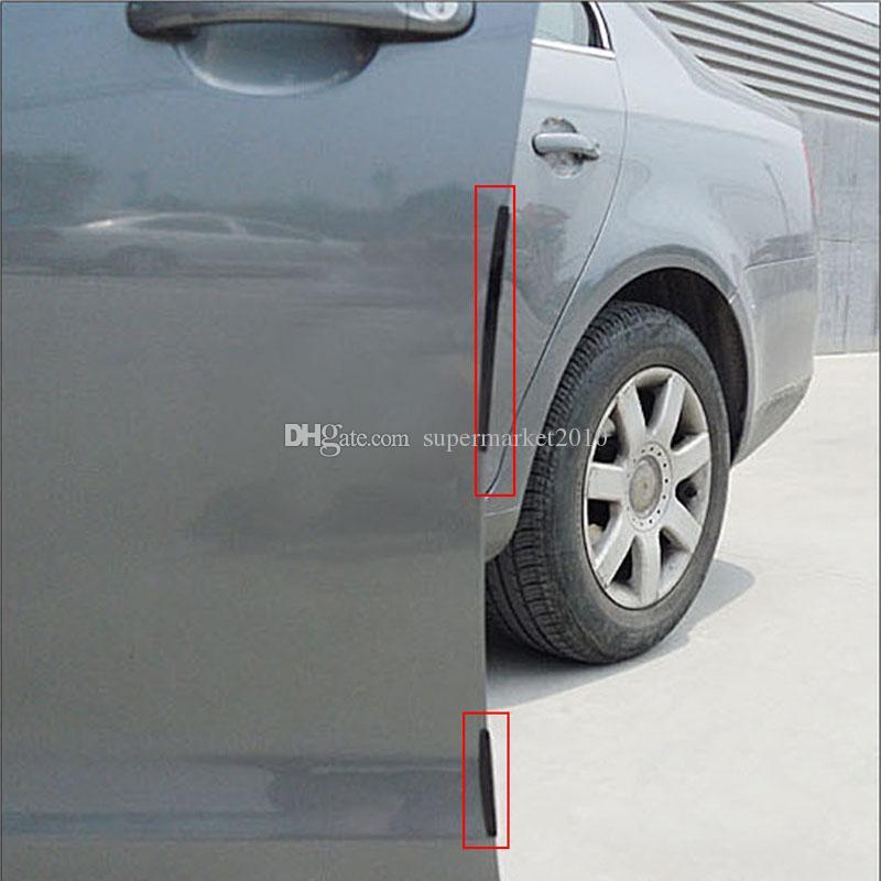 bande de caoutchouc protecteur de porte de voiture bord de protection bande garde de bord de porte de voiture gardes de protection de moulage suv autocollant de couverture