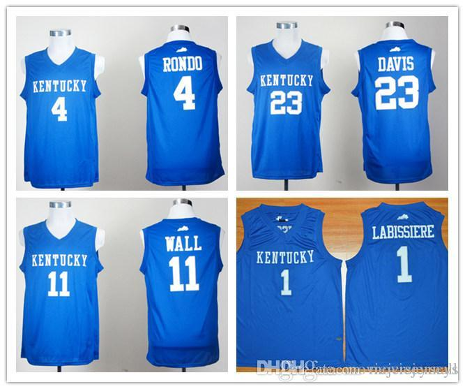 9573ce54 ... basketball c183a c6837; where can i buy 2018 hot sale mens kentucky  wildcats 23 anthony davis 1 skal labissiere
