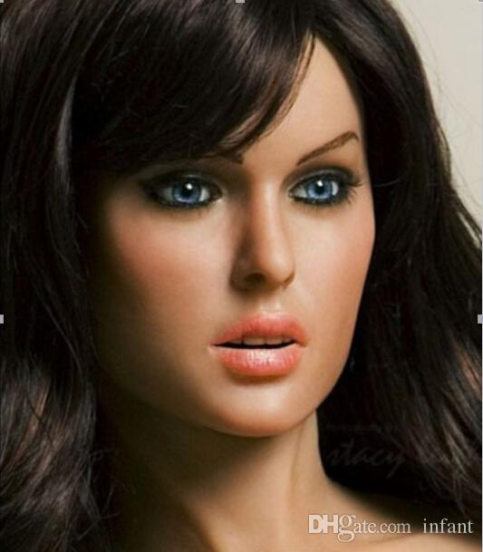sex doll sex toys for men Half silicone sexl semi-solid love doll/men's sexy Japan girl/inflatable doll