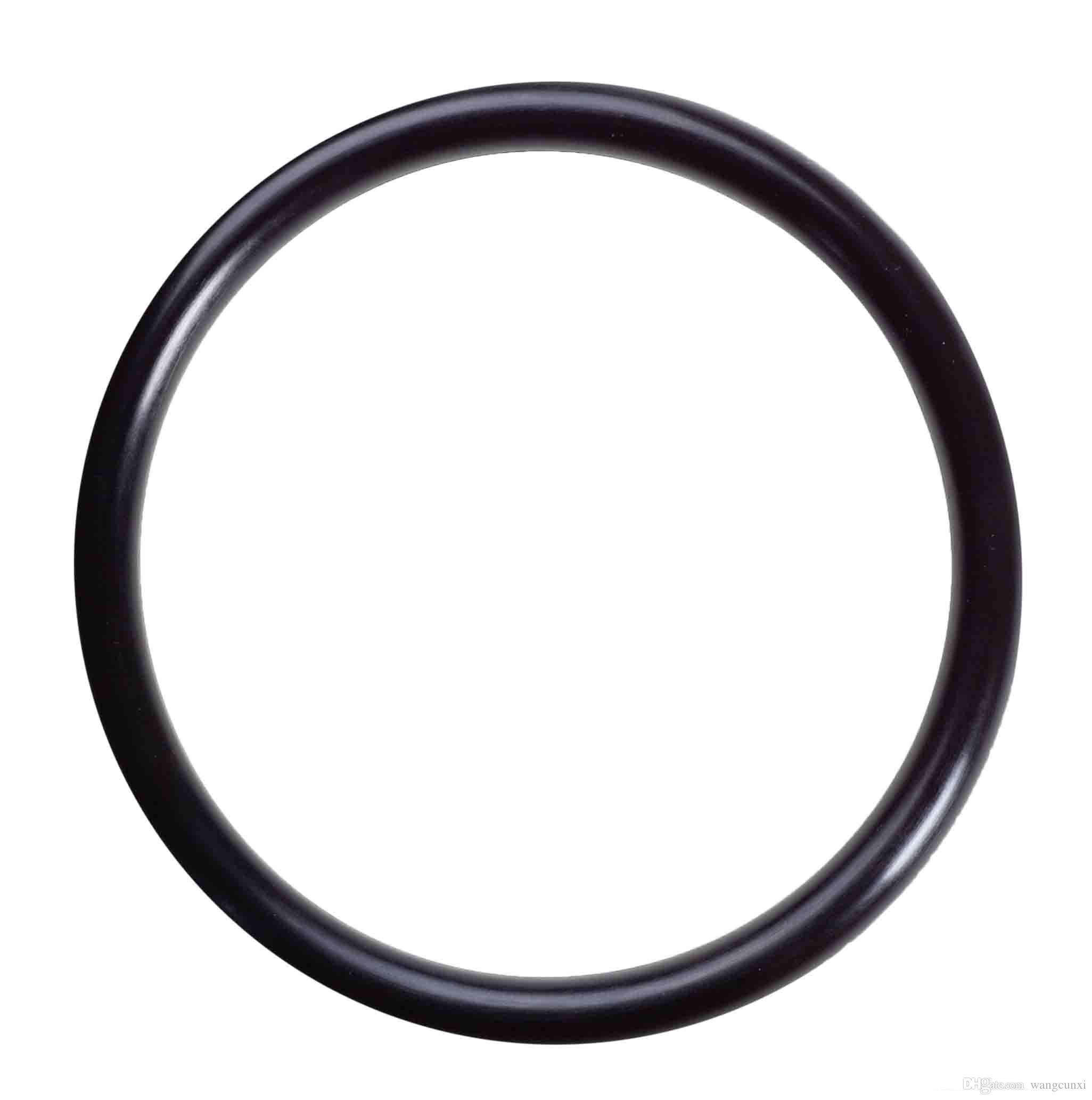 Black Nitrile Rubber O Ring Seal Washer 98mm x 2mm/FKM Rubber O Ring Seal Washer 98mmx5mm-Custom Other Size and Material Negotiable