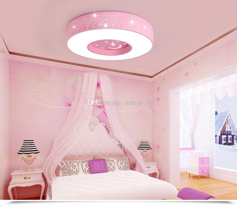 girl bedroom lighting. beautiful bedroom 2017 led ceiling light children room lights creative kindergarten boy  girl bedroom simple circular from eshop_dh 9548  dhgatecom for lighting g