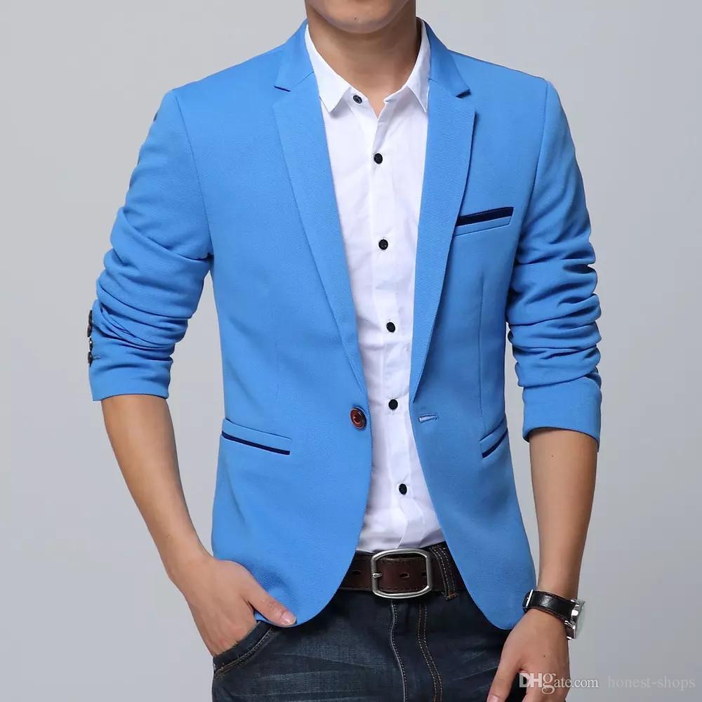 Designer Casual Blazers For Men Online | Designer Casual Blazers ...