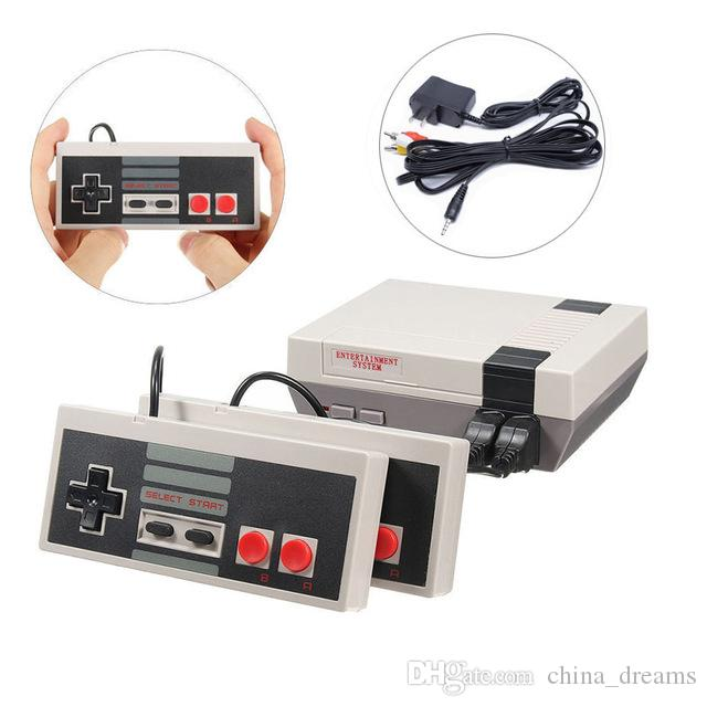 730ab9637521 NES Classic Retro Family TV Handheld Game Players Built-in 500 ...