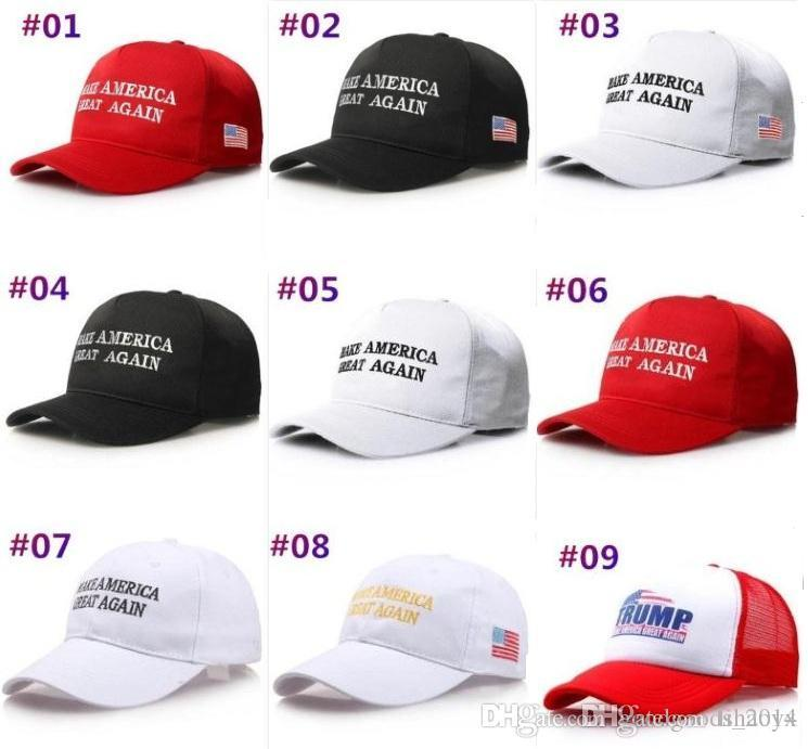 8209654fbf DHL Fedex Free Make America Great Again Hat Donald Trump Baseball Hats  Republican Adjustable Trucker Snapback Outdoor Sport Caps B595 La Cap  Flexfit Cap ...