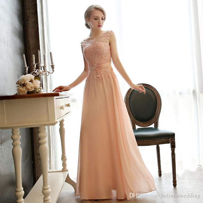 Cheap bridesmaid dresses with cap sleeves scoop neck lace for Cheap wedding dresses uk under 100
