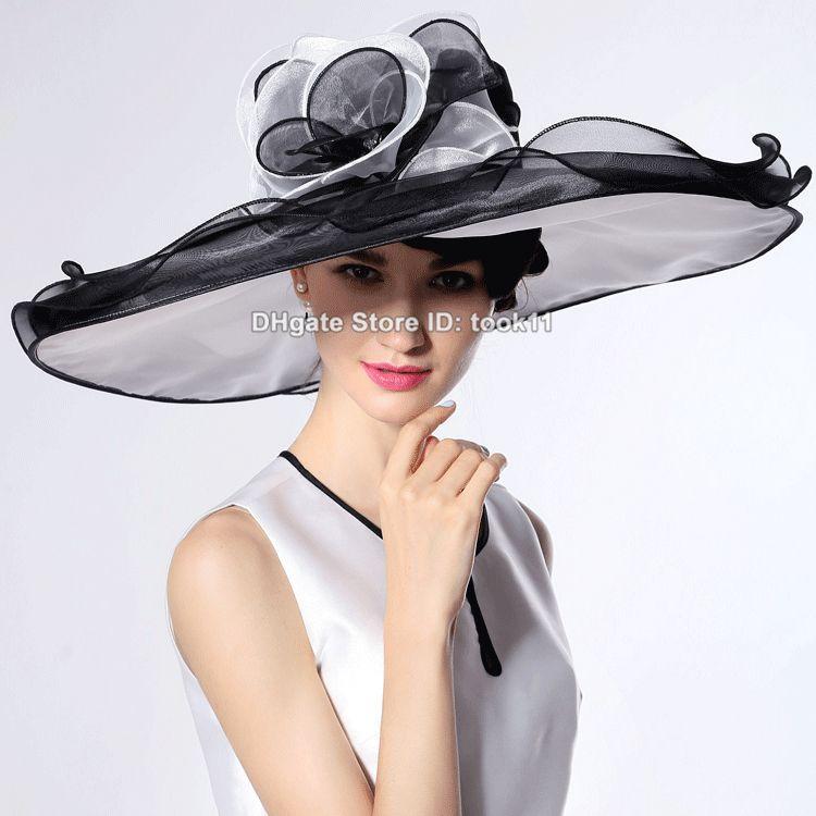 Ladies Designer Dress Hats