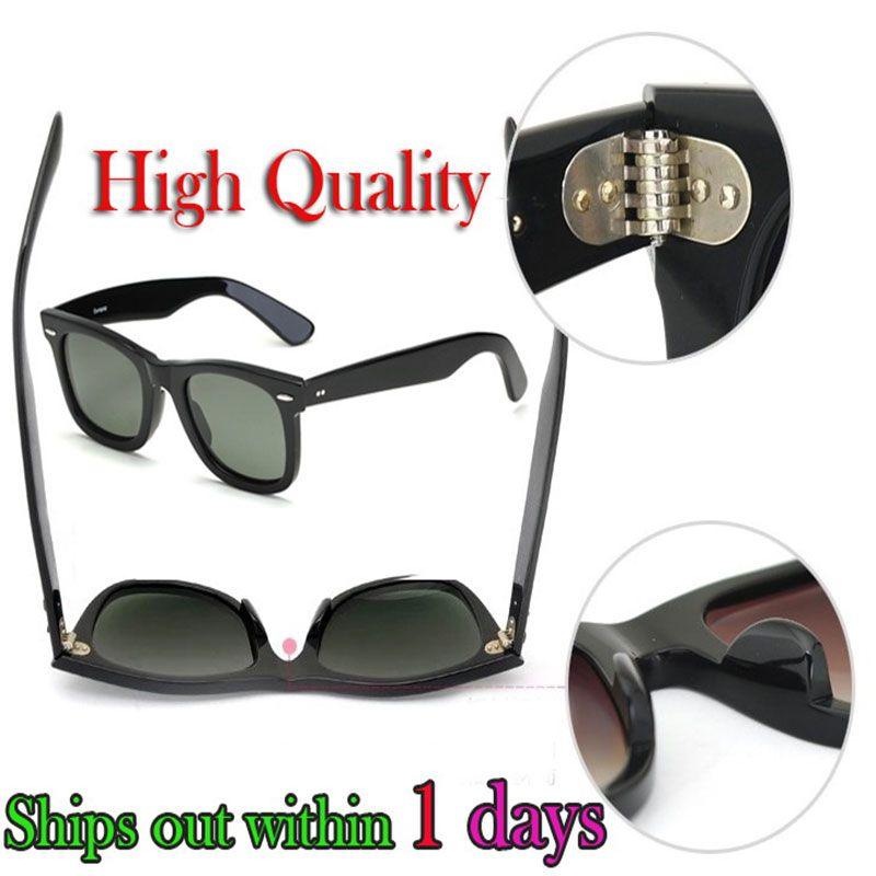f0df4c0a5a76 Солнцезащитные очки с высоким качеством бренда черные солнцезащитные очки  Plank Glass ...