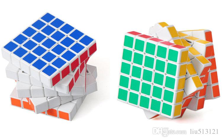 SHENGSHOU Magic Cube Professional Puzzle Square Cube Stickerless Cube Magic Game Educational Neo Speed Toys For Children