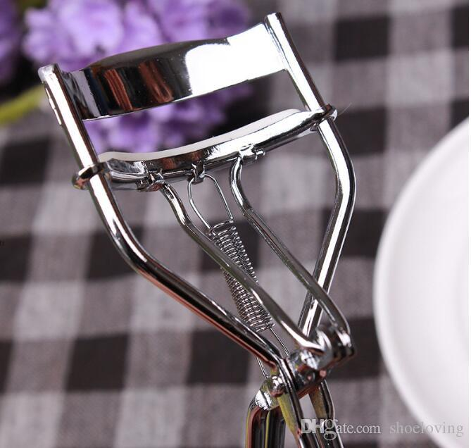 Makeup Tools Eyelash Curler Mini Portable Eyelash Curler Stainless Steel Cheap Sale With Retail Package #704
