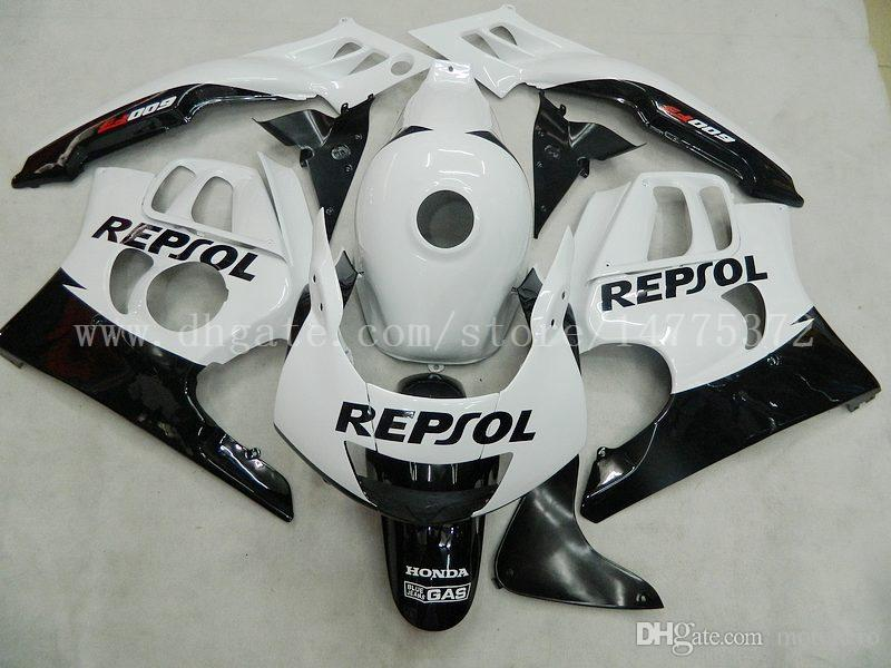 CBR600 F3 1995 1996 Fairing kit+gifts for honda CBR600F3 95-96 CBR 600 F3 95 96 fairings #t83h8 white black