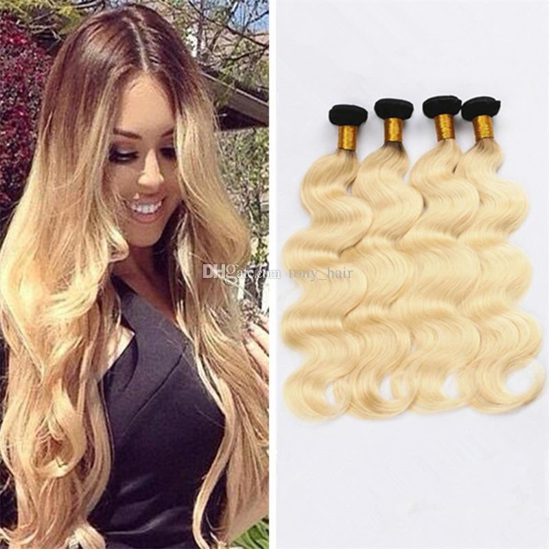 Cheap platinum blonde dark roots ombre body wave hair 4 bundles cheap platinum blonde dark roots ombre body wave hair 4 bundles two tone 1b 613 ombre virgin malaysian hair weaves milky way hair weave milky way human hair pmusecretfo Gallery