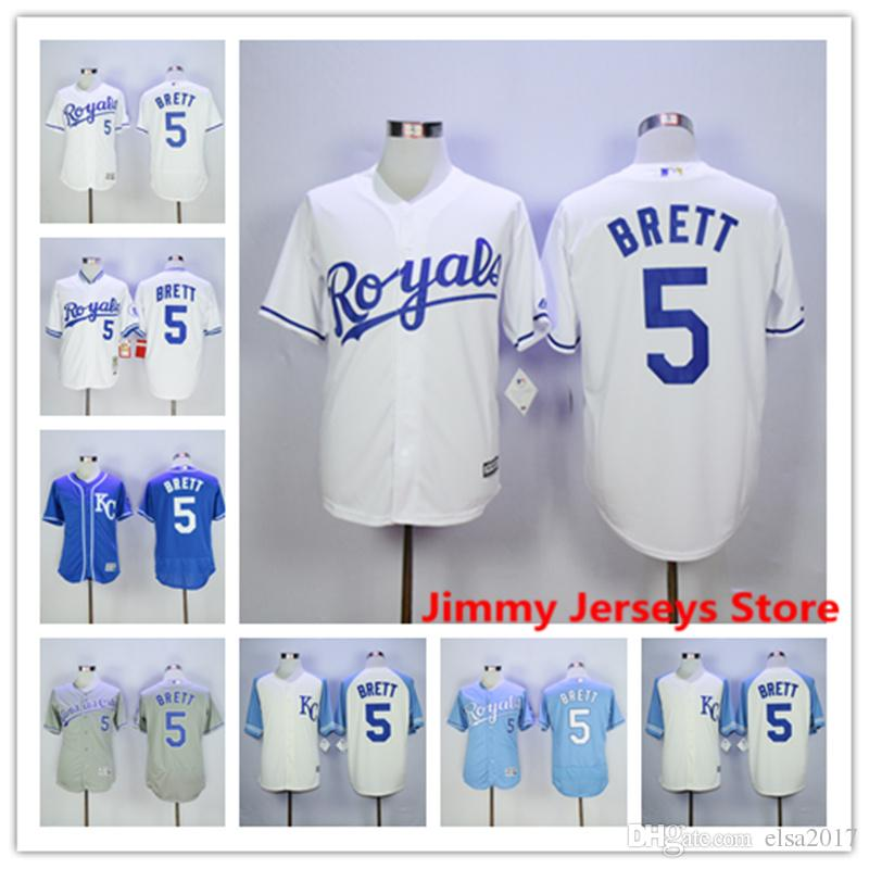 best sneakers ef40e c8188 5 george brett jersey for sale