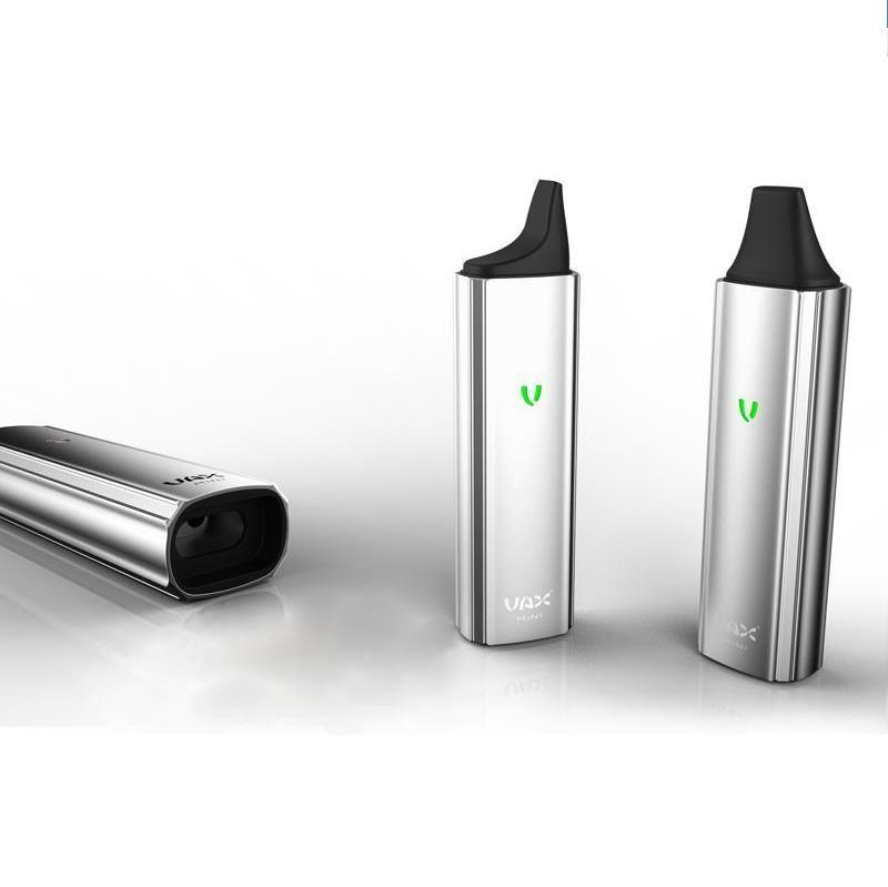 TOP VAX mini dry herb vaporizer herbal vape pen kit Portable 3000mAh Battery VAX mini Temperature control Mod Kits