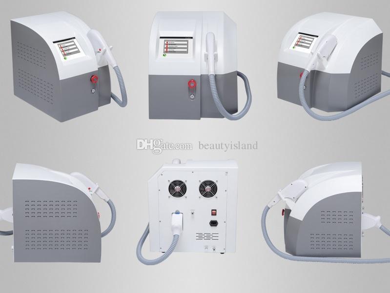 OPT SHR IPL Laser Hair Removal Machine IPLOPT SHR rapide Épilation spot Suppression rousseur acné Remover rides Rajeunissement de la peau