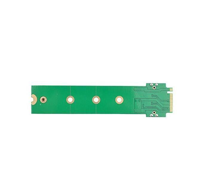 Nueva tarjeta adaptadora M.2 NGFF X4 para 2013 2014 2015 Apple MacBook Air A1465 A1466 SSD