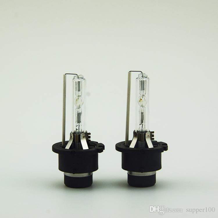 Nuevo 2 UNIDS Coche Xenon D4S bombillas ocultas Súper Brillante de alta potencia 35W D4S Hid Bombilla de xenón Alta potencia 35W D4S Bombillas de xenón Promoción de envío gratuito