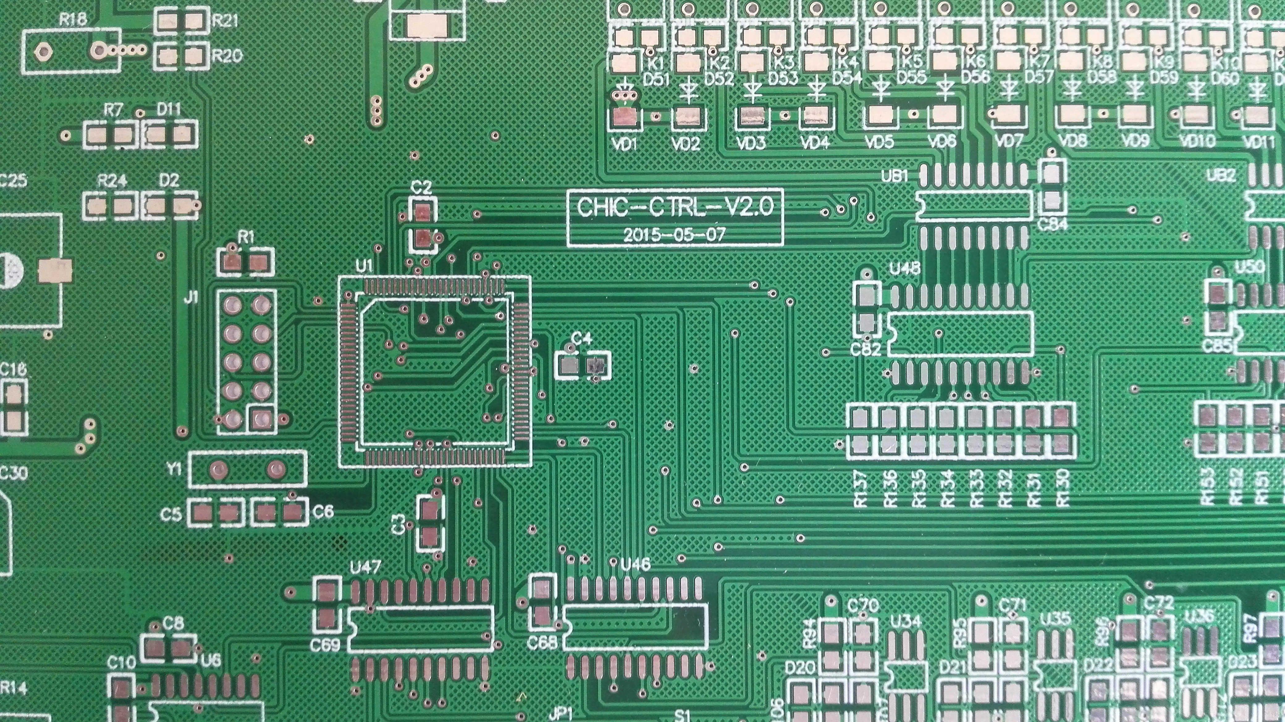 B Fr 4 6 Layer Blind Hole Pcb Board Custom Standard Spec Pcbpcba Rigidflex Circuit Boards Osp Lead Free Printed Rohs Oem Manufacturer Electonic From Sfr66 714