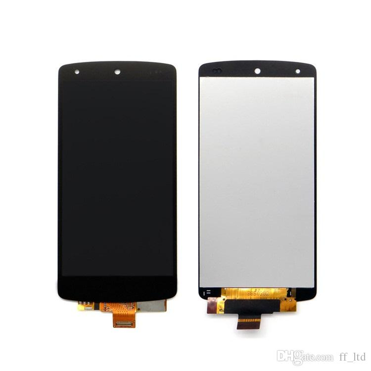 OEM high quality for LG Google Nexus 5 D820 D821 LCD Display Digitizer with Touch Screen Full Assembly Replace 100% Tested