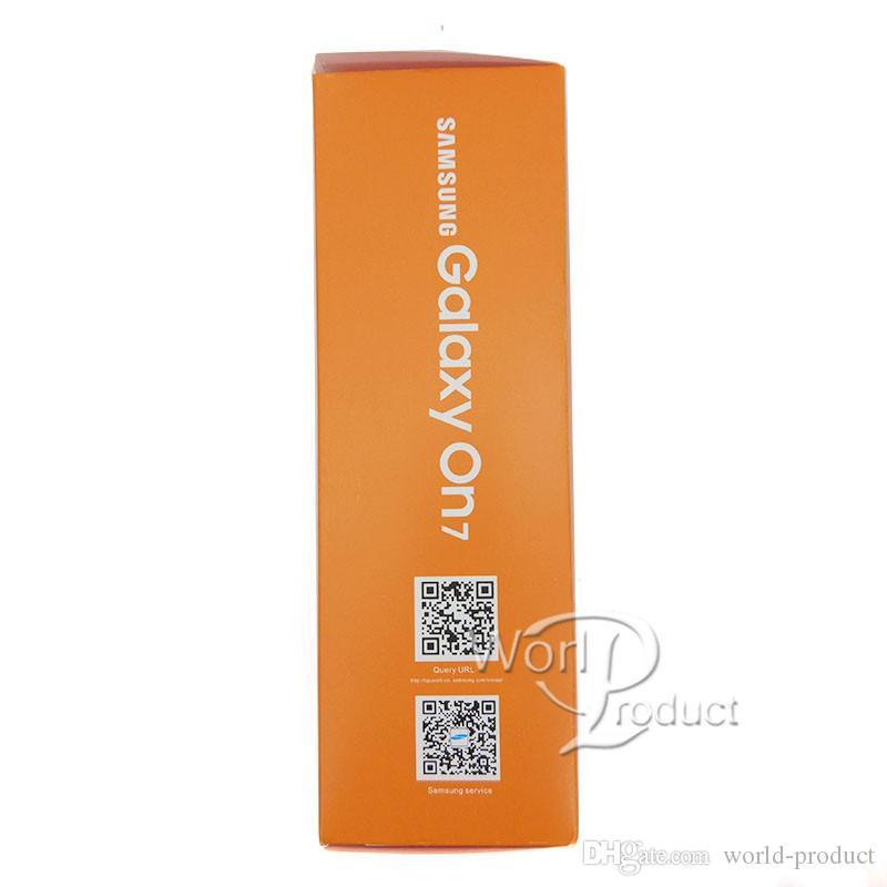 "Refurbished Samsung On7 Galaxy G6000 5.5"" Original Unlocked Smartphone 16GB ROM 1.5GB RAM Quad Core Cellphones Mobile Phone"