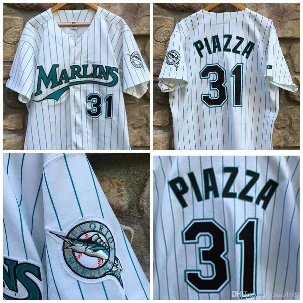 sports shoes 0c06a 3771c florida marlins cooperstown jersey