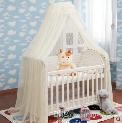 Baby Bed Mosquito Net Floor Support Court Clip Type Children Bb Open Door  Mosquito Net With Rack Baby Cover Mesh Canopy For Crib Crib Netting Bumper  From ...