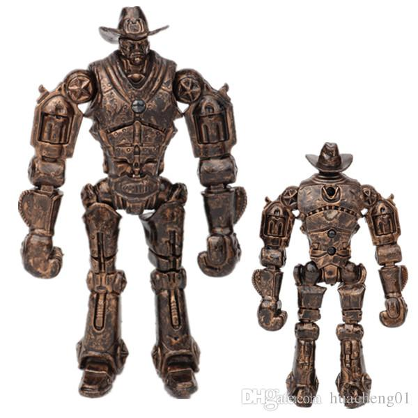 Real Steel PVC Action Figure Collection Model Toys Classic Toys Dolls Christmas by DHL