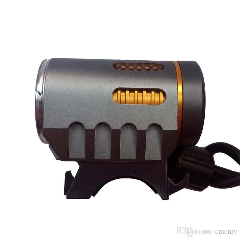 CREE XML2 LED Front Light MINI Bike Lamp L2 Headlamp lamp only without battery