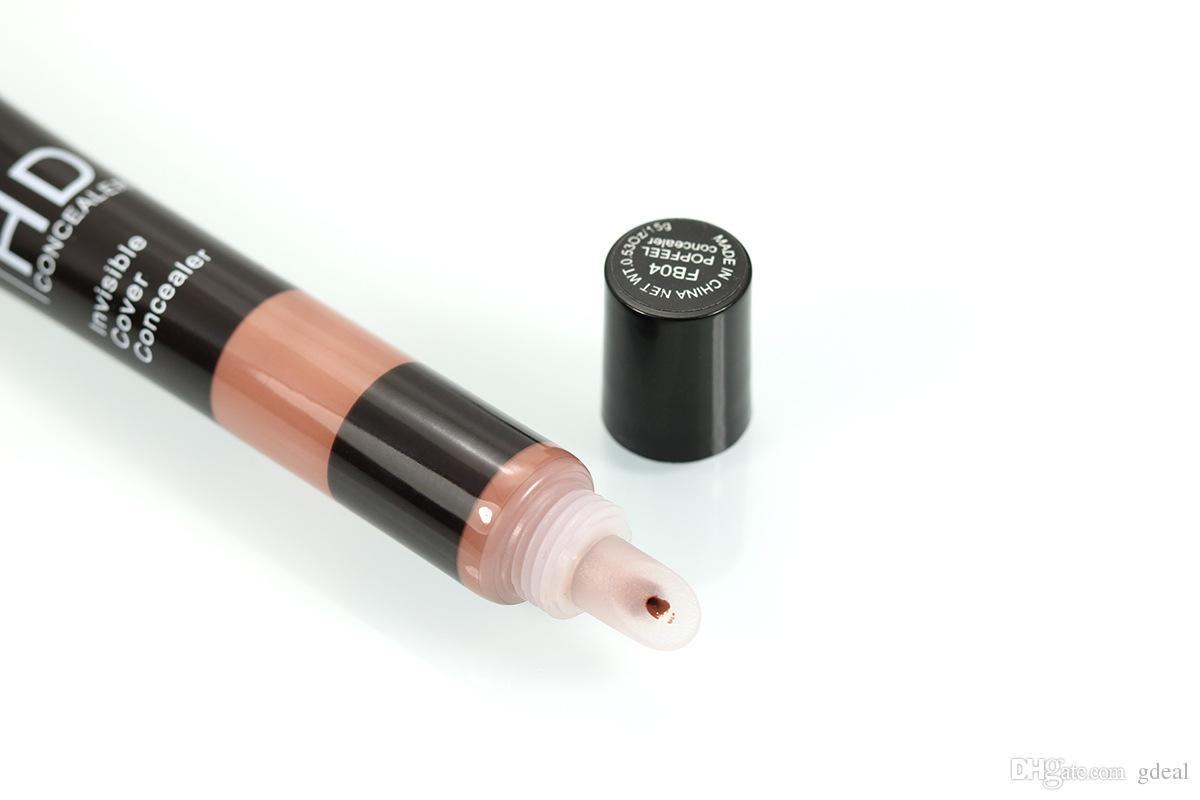 Popfeel HD Concealer unsichtbare Abdeckung Concealer professionelle Gesichts-Make-up-Kosmetik mischte durch DHL geben frei