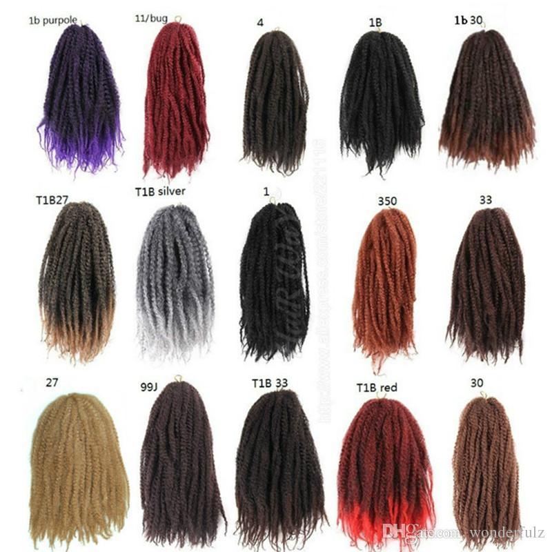 Afor Kinky Textured Weft Braid Hair Mongolian Kinky Curly Caribbean