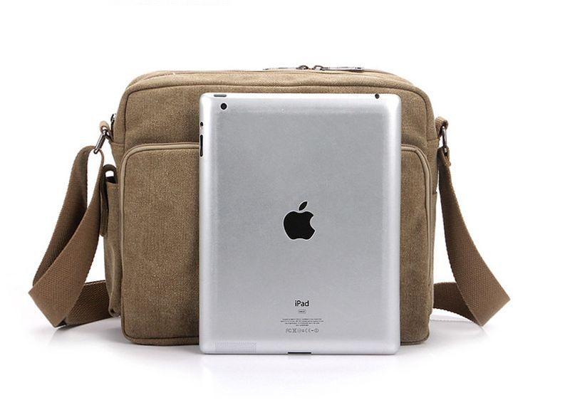 Neue Leinwand Männer Und Frauen Arm Tasche Handytasche Reiten Ein Kleines Paket Brieftasche jungen
