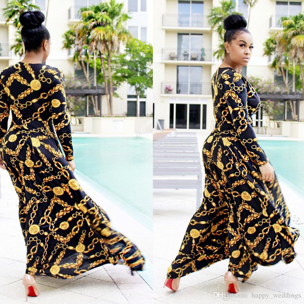 c56432d7d9432 Compre Venta Caliente Nueva Moda Diseño Ropa Africana Tradicional Imprimir  Dashiki Niza Cuello Vestidos Africanos Para Las Mujeres K8155 A  15.68 Del  ...