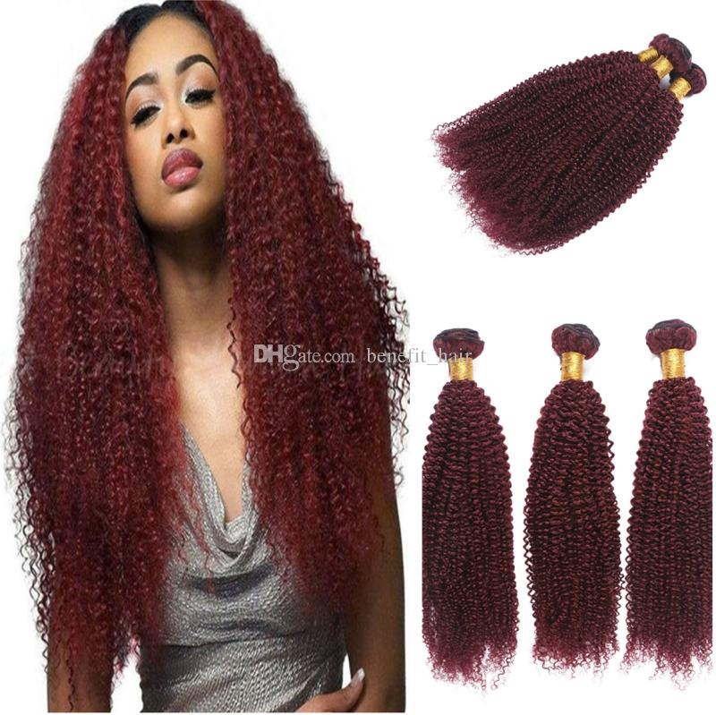 Cheap burgundy afro kinky curly hair weaves color 99j virgin hair cheap burgundy afro kinky curly hair weaves color 99j virgin hair 10 30 inch wine red 99j kinky curly hair weft extension for woman hair weaving styles pmusecretfo Image collections