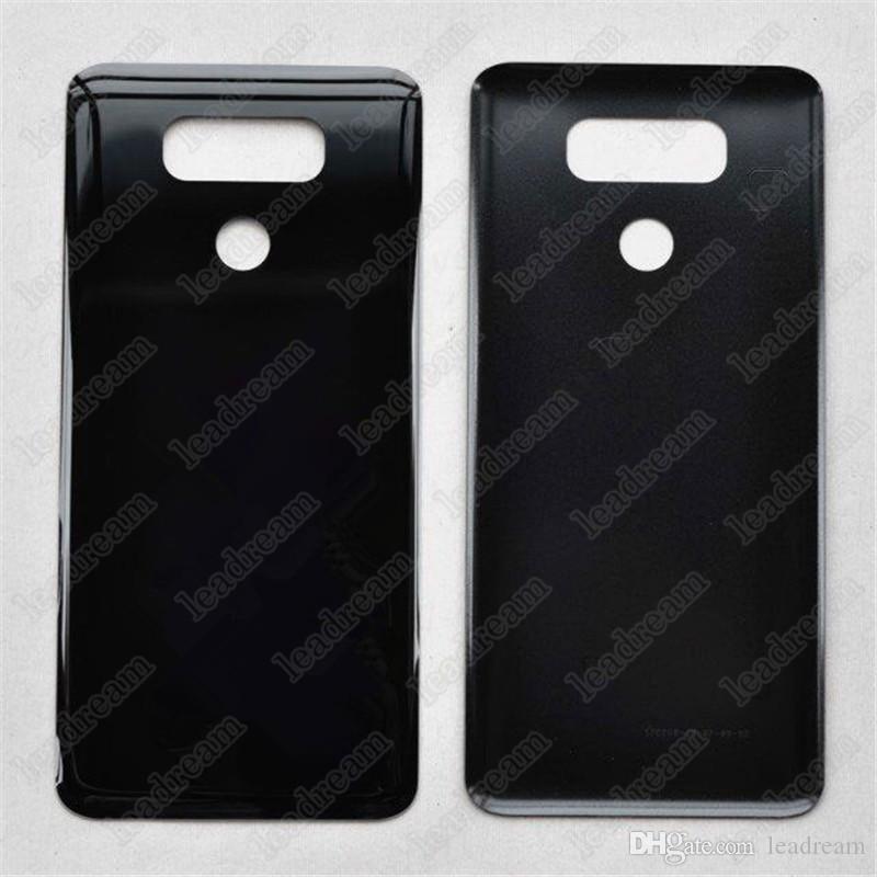 retour batterie porte arrière couvercle du logement en verre de remplacement pour LG G6 H870 H871 LS993 VS998 livraison DHL