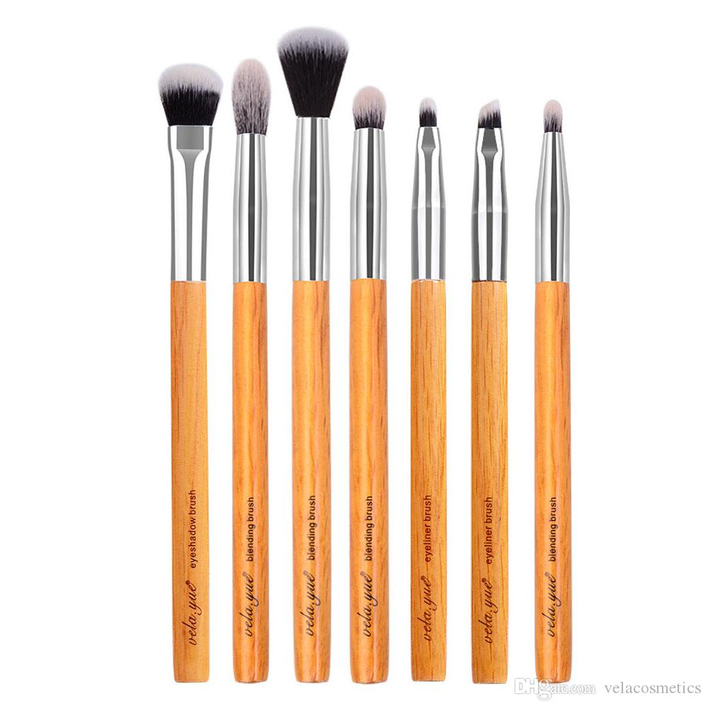 Velae Premium Eyes Makeup Brush Set Shadow Contour Blending