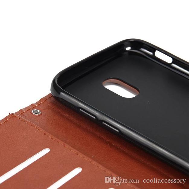Корея личи ремешок бумажник кожаный чехол для Samsung Galaxy S20 Plus Ultra A20E Note 10 Pro A60 M40 стенд фотокарточка кожный покров мода 50шт