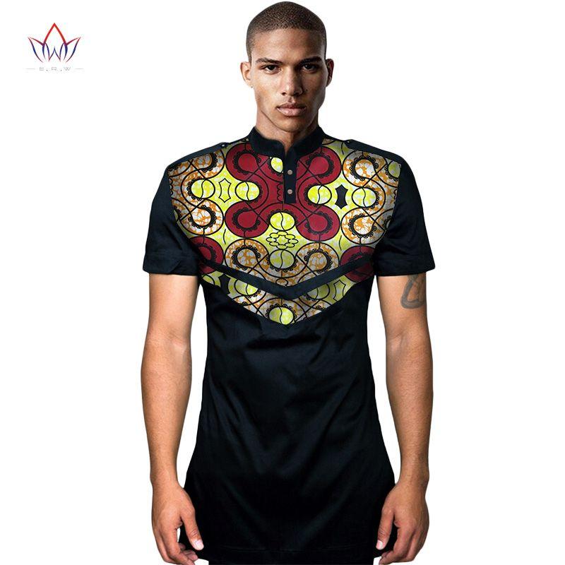 Mens African Shirts Designs 2018 Enam T Shirt