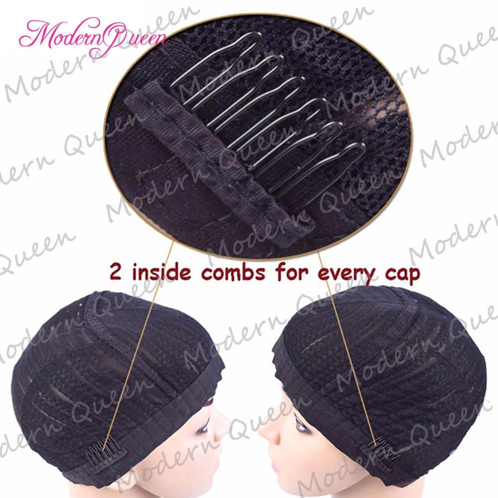 Crochet Braids Hair Wig Cap Crochet Wig Caps Easy Sew In Cornrows Cap Elastic Crochet Braids Glueless Wig Braided Caps For Making Wigs