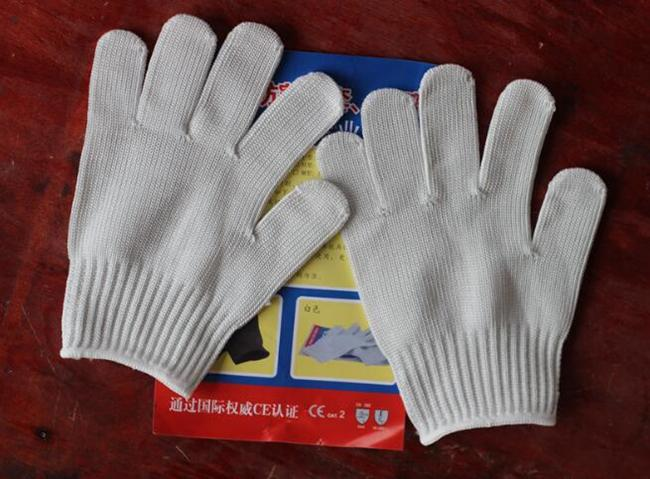 B-10 EDC Tool Cut Resistant Gloves Protective Gloves Cut resistant Anti Abrasion Safety Cut Resistant Level 5