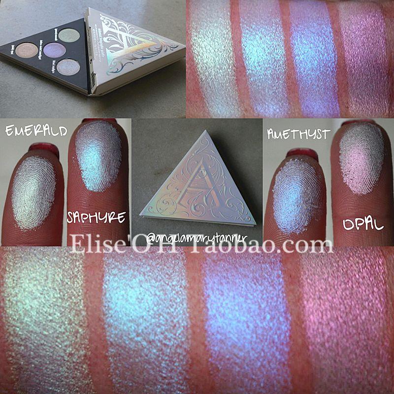 Fashion Alchemist Holographic Eyeshadow Palette