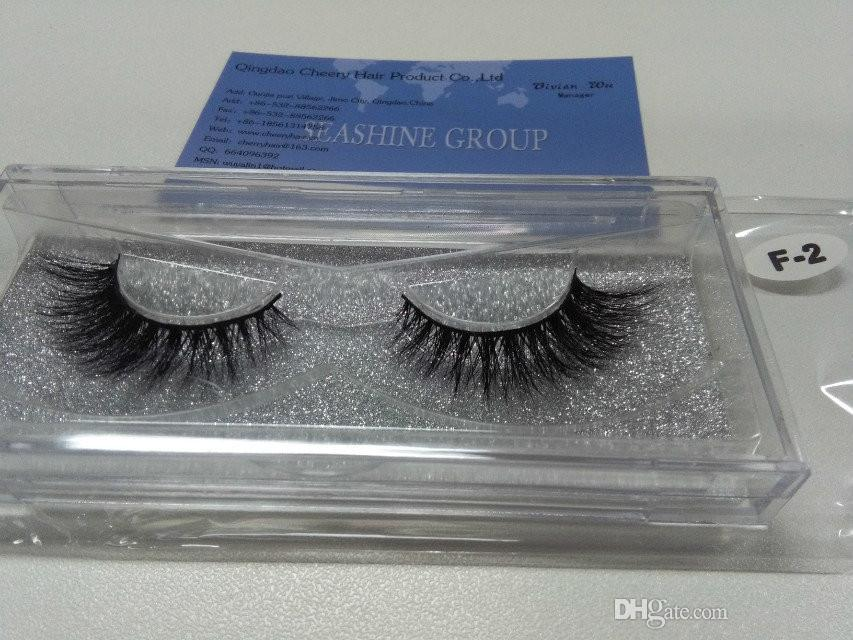 Beauty 3D MINK False Eyelashes Messy Cross Thick Natural Fake Eye Lashes Professional Makeup Eye Lashes Handmade