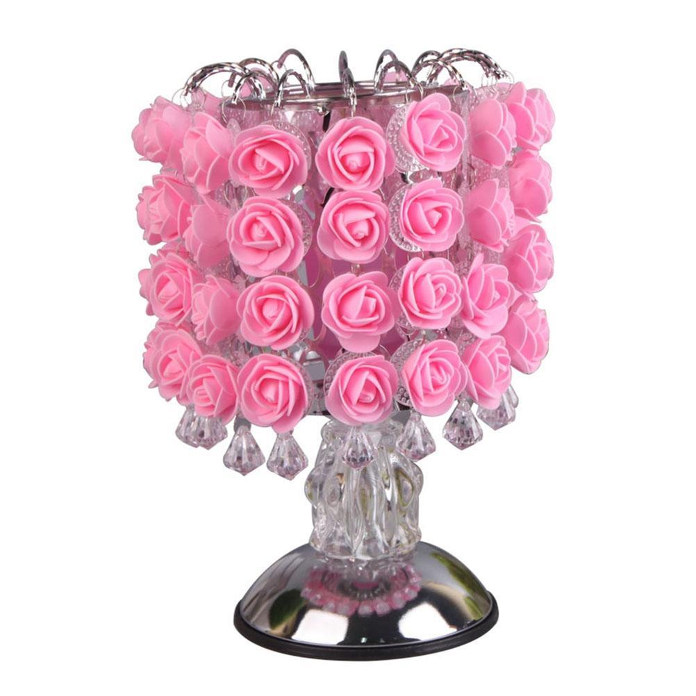 Acheter Parfum Lampe Arbre Lumiere Rose Fleur Lampe De Table