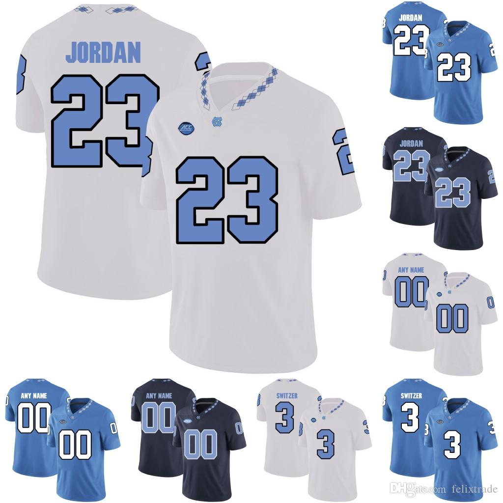1a30747802c 2019 North Carolina Tar Heels  Cayson Collins Ryan Switzer Mitch Trubisky  Men Women Youth College Football Stitched Jerseys Blue Black White From  Felixtrade ...