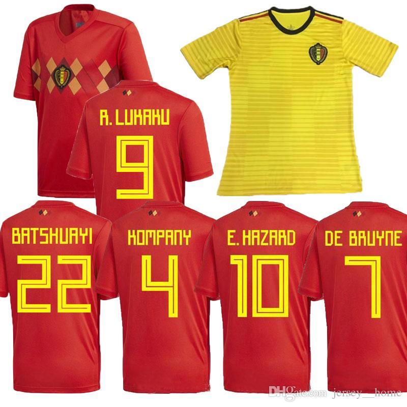 quality design 385ff f963c wholesale belgium 2 lukaku away soccer country jersey b3208 ...