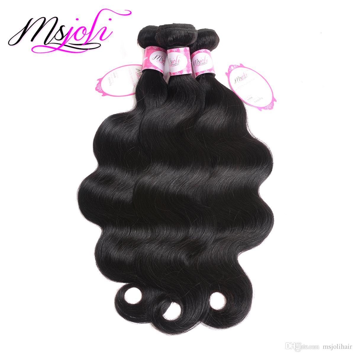 9A Mink Brazillian Armadura del pelo humano peruano Onda del cuerpo Paquetes de cabello Al por mayor Loosae Wave Virgin Hair Malaysian Indian