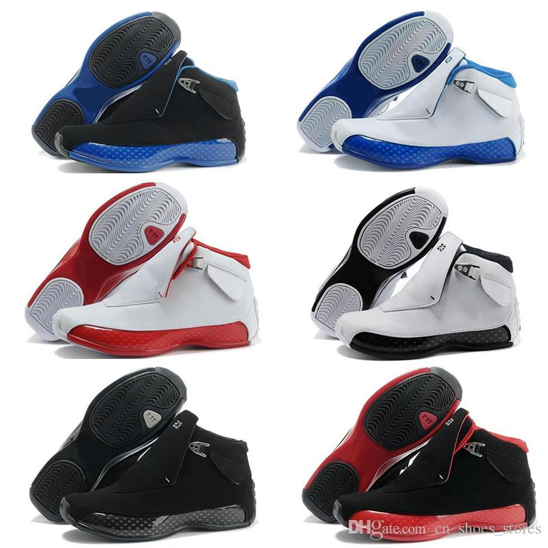 dbbbf7821a4 Acquista Scarpe Da Basket Uomo 18 Nuove Toro OG ASG Nero Bianco Rosso  Allevato Royal Blue Sneakers Sportive Da Ginnastica Outdoor Designer A   89.35 Dal ...
