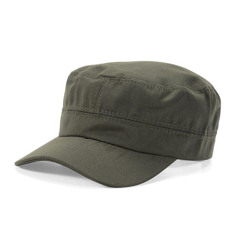 c472ea41c65 2019 Man Women Military Hats Sailor Gorras Patrol Caps Female Cotton Berets  Solid Visor Military Cap Hat Sun Panama Top Navy Chapeu Feminino From  Qinfenglin ...