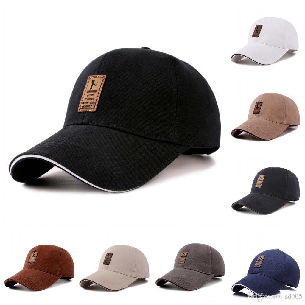 For Men Adjustable Casquette Hats With Patch Letter Ball Caps Spring And  Autumn Hip Hop Baseball Cap Portable Snapbacks 5 8bh B Ny Caps Ball Cap  From Sd005 d1215c85957