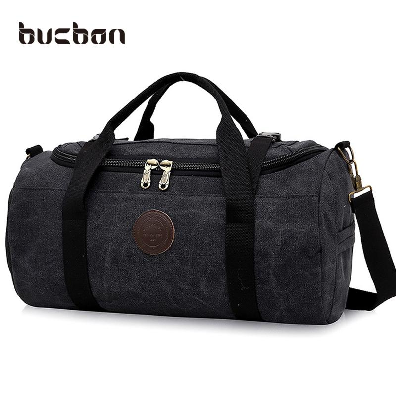1e414941a4 28L Large Capacity Canvas Gym Bag Men Women Portable Fitness Sports Bag  Soft Foldable Shoulder Travel Terylene Inner HAC129 UK 2019 From Curtainy