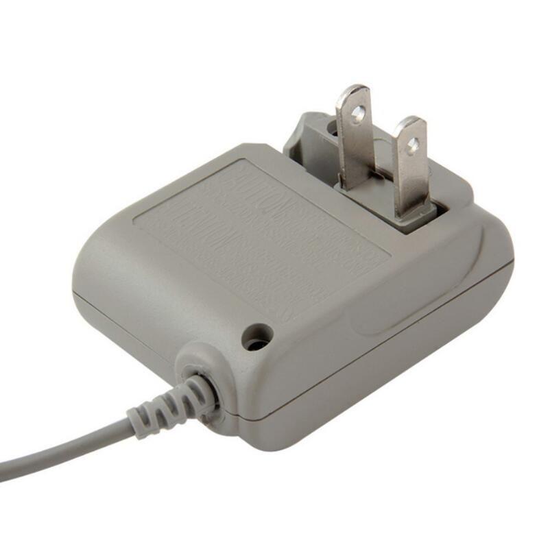 AC شاحن الطاقة محول الرئيسية ستريت السفر شاحن بطارية الحبل الكابل لنينتندو NDSi 3DS 3DSXL LL الطبري